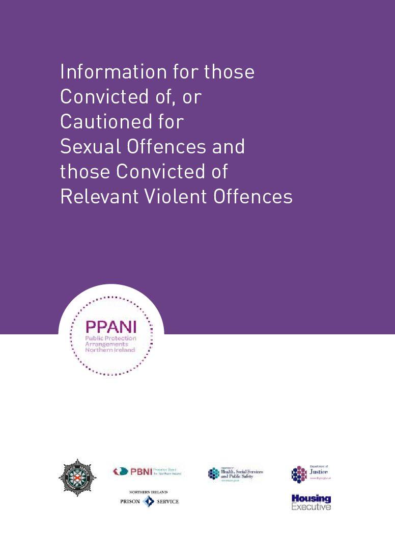 Offender Information Booklet