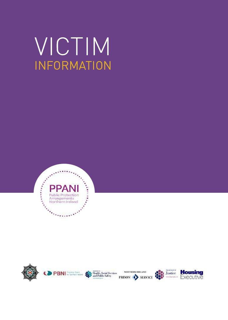 Victim Information Booklet